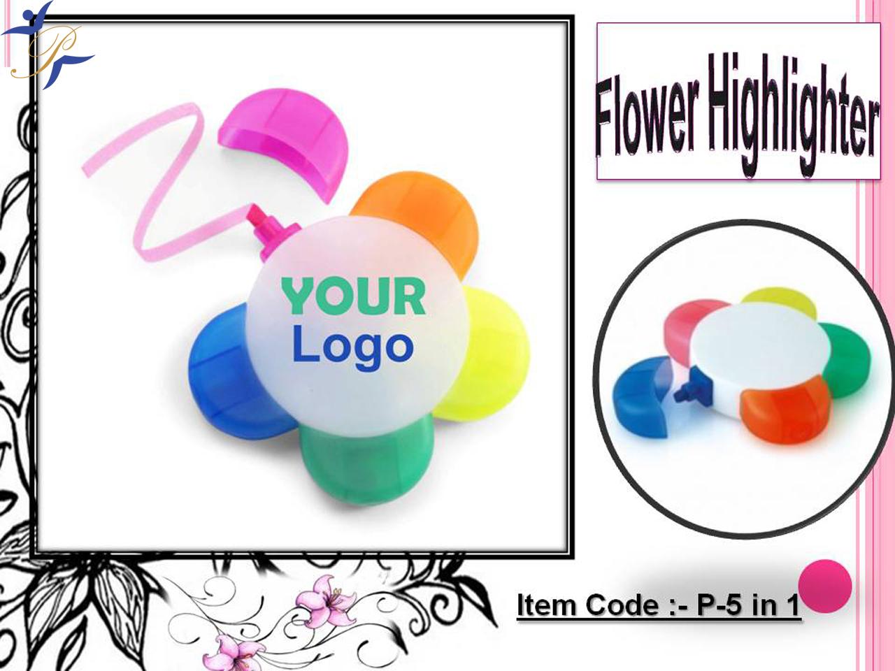 flower higjhlighter