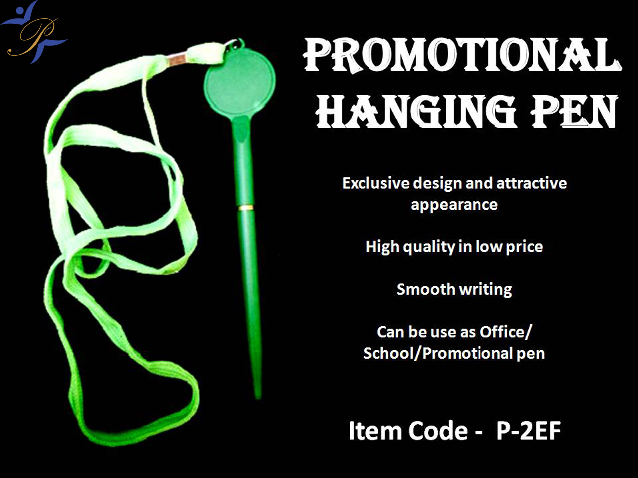 promotional hanging pen