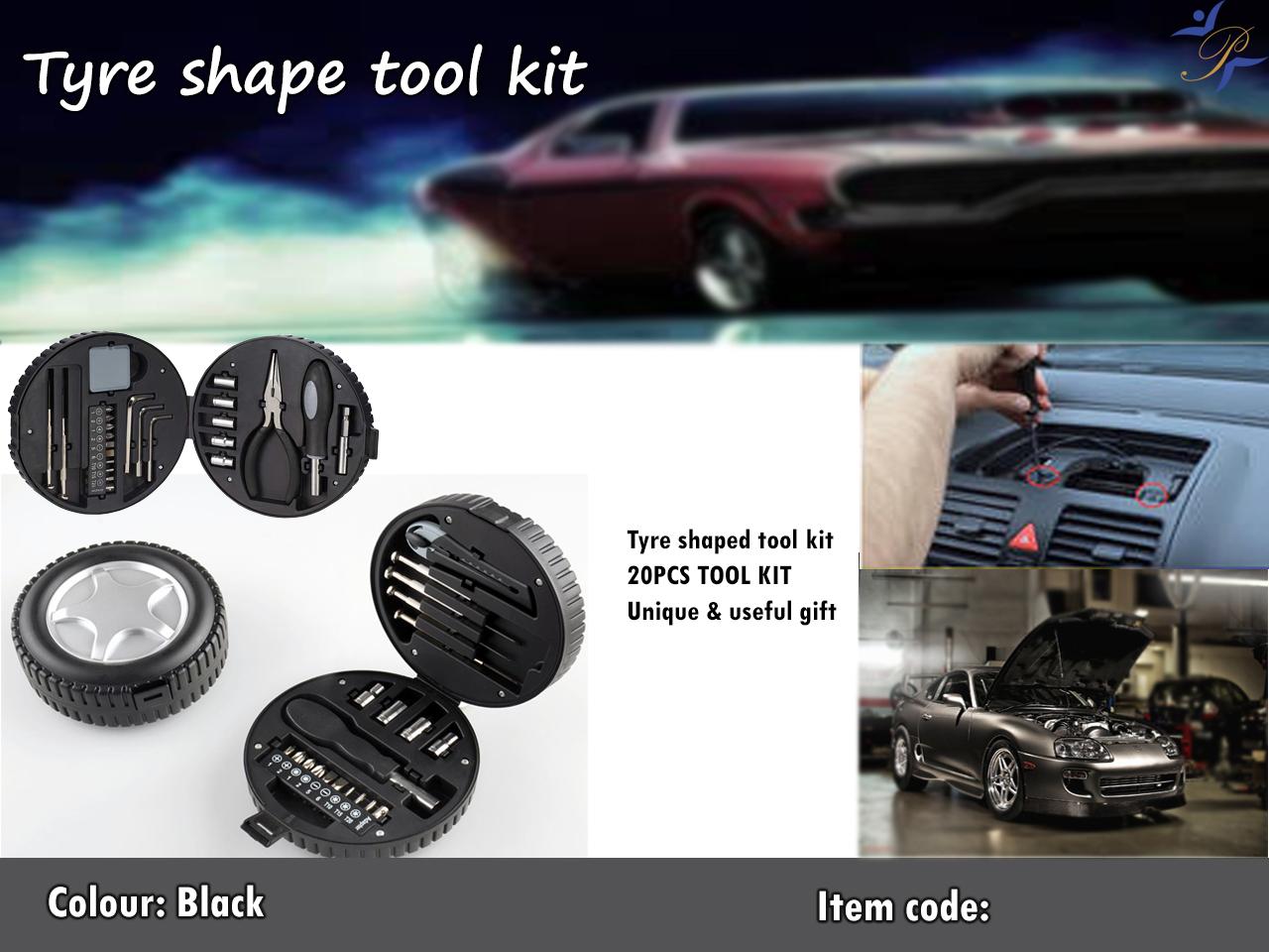 tyre shape toolkit