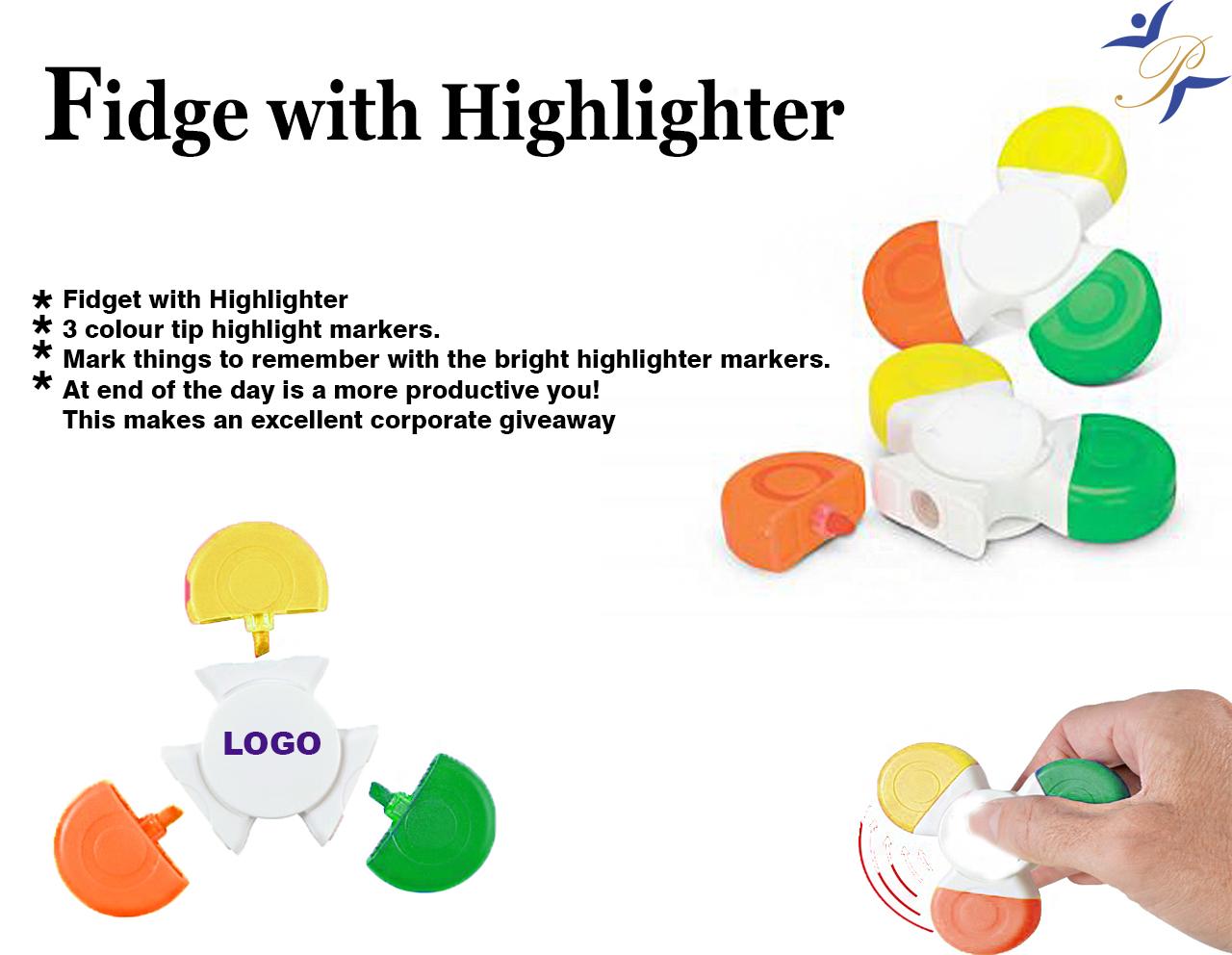spinner highlighter